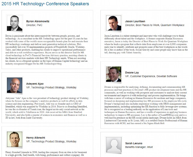 HRテクノロジー・カンファレンス&EXPO