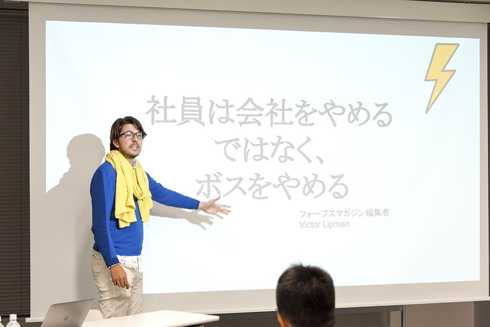 モティファイ株式会社 CEO Gustavo Dore 氏
